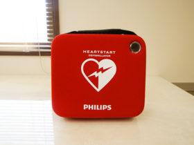 AED機器写真
