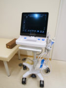 超音波診断装置写真